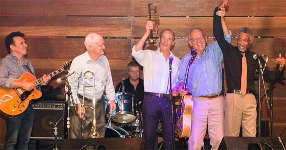 O jazz da Paulistânea Swing Jazz vai invadir o palco do O Garimpo, nesta sexta-feira Eventos BaresSP 570x300 imagem