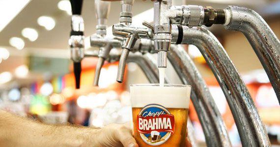 Bar Brahma oferece promoção no Happy hour