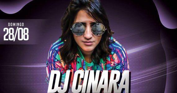 Quitandinha recebe DJ Cinara para comandar as pick-ups e animar o domingo Eventos BaresSP 570x300 imagem