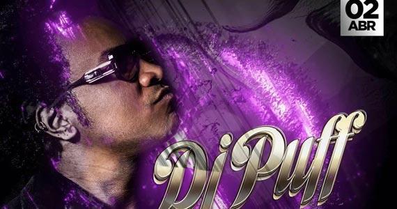 DJ Puff comanda o domingo com muito hip hop no Quitandinha Bar Eventos BaresSP 570x300 imagem