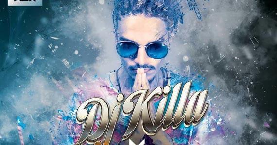 DJ Killa comanda o domingo com muito hip hop no Quitandinha Bar Eventos BaresSP 570x300 imagem