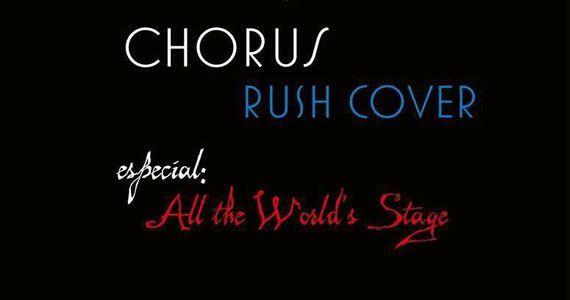 Banda Chorus Rush Cover comanda o sábado com pop rock no Casa Amarela Pub Eventos BaresSP 570x300 imagem