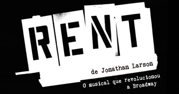 Musical Rent no Teatro Frei Caneca