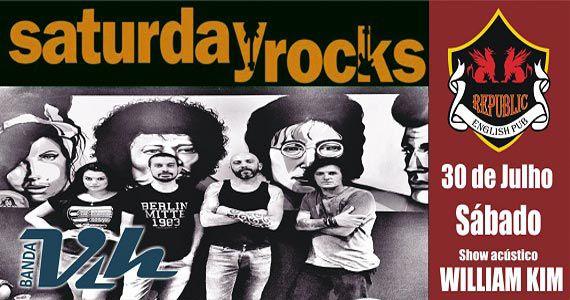 Republic Pub recebe a banda Vih e William Kim para animar a noite com pop rock Eventos BaresSP 570x300 imagem