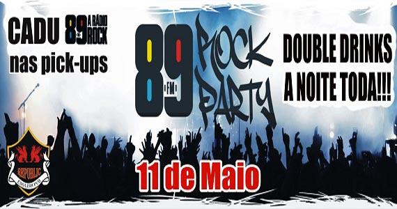 Banda Vih e DJ Cadu comandam a noite com muito pop rock no Republic Pub Eventos BaresSP 570x300 imagem