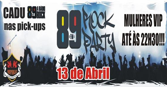 Banda Monk e DJ Cadu comandam a noite com clássicos do rock no Republic Pub Eventos BaresSP 570x300 imagem