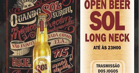 Republic Pub oferece happy hour com transmissão do futebol e open Sol Eventos BaresSP 570x300 imagem