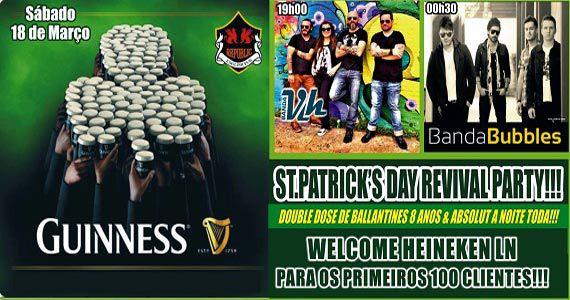 Bandas Vih e Bubbles comandam a noite com pop rock no Republic Pub Eventos BaresSP 570x300 imagem