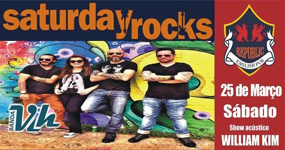 Banda Vih e Ale Chris comandam a noite com pop rock no Republic Pub Eventos BaresSP 570x300 imagem