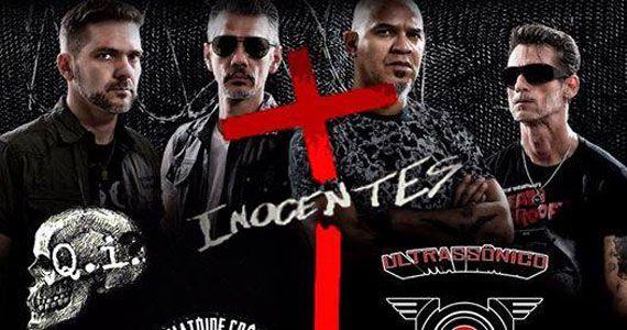 10º Rock ABC com bandas Inocentes, Ultrassônico, Q.I., Stragha e Reumatóide Crônica no Santo Rock Bar Eventos BaresSP 570x300 imagem