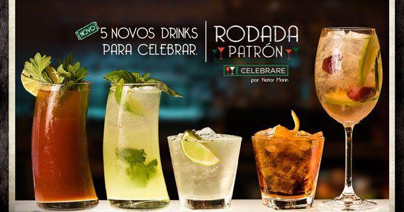 Abbraccio e Tequila Patrón lançam Rodada Patrón com drinks de Heitor Marín Eventos BaresSP 570x300 imagem