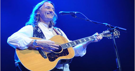 Roger Hodgson, ex Supertramp, apresenta a turnê Breakfast In America no Citibank Hall