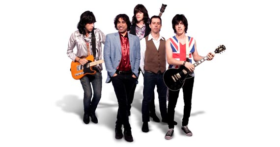 Start Me Up - Musical sobre a banda Rolling Stones em única apresentação no Teatro Bradesco Eventos BaresSP 570x300 imagem