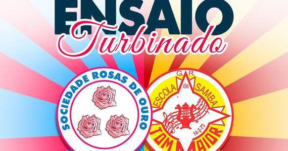 Ensaio Turbinado com Escola de Samba Tom Maior na Rosas de Ouro Eventos BaresSP 570x300 imagem