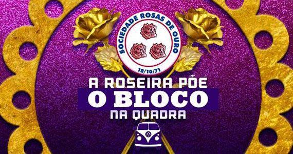 Rosas de Ouro convida o Bloco do Desmanche para pré-carnaval na quadra Eventos BaresSP 570x300 imagem