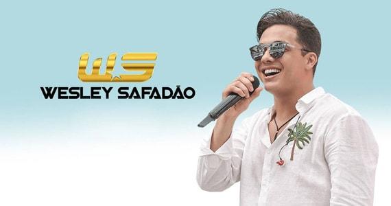 Wesley Safadão apresenta seus sucessos em show no Citibank Hall Eventos BaresSP 570x300 imagem