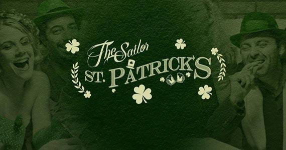 The Sailor realiza festa de St. Patricks Day com bandas Insônica, Overman e Cowbell Eventos BaresSP 570x300 imagem