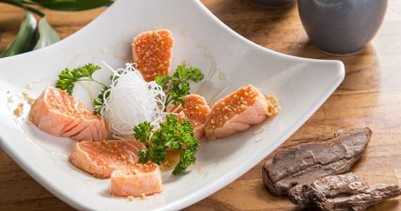 Restaurante Kiichi estreia seu novo prato Japonês Julino Eventos BaresSP 570x300 imagem