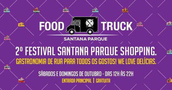 2º Festival Santana Parque Shopping com Food Trucks na Zona Norte de SP Eventos BaresSP 570x300 imagem