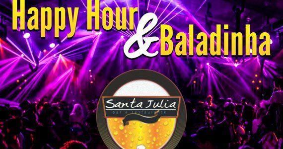 Baladinha com música sertaneja agita o Bar Santa Júlia na quinta Eventos BaresSP 570x300 imagem