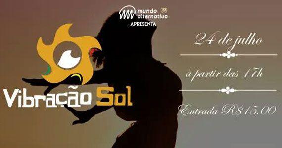 Banda Vibração Sol comanda a noite de domingo no Santo Rock Bar Eventos BaresSP 570x300 imagem