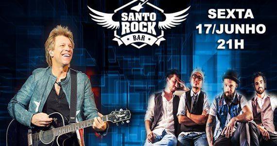 Bandas Bon Jovi cover e Loucurama comandam a sexta-feira no Santo Rock Bar Eventos BaresSP 570x300 imagem