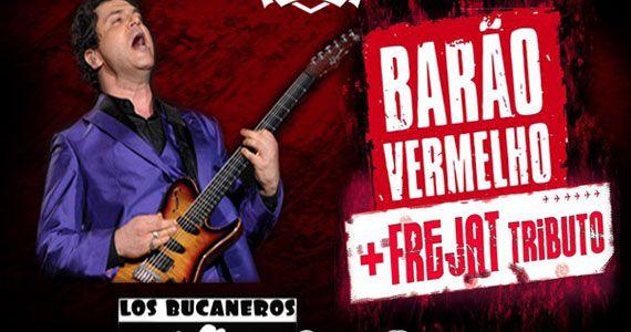 Banda Los Bucaneros com o melhor do rock nacional no Santo Rock Bar Eventos BaresSP 570x300 imagem