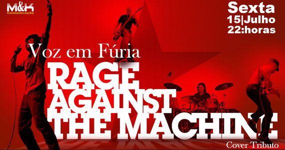 Bandas Voz em Fúria e Zona animam a sexta-feira no Santo Rock Bar Eventos BaresSP 570x300 imagem