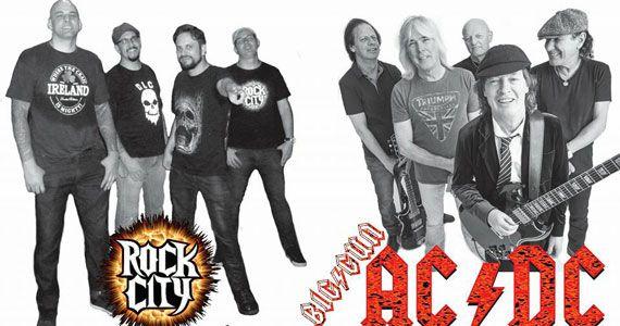 Santo Rock Bar recebe as bandas Rock City e Big Gun para animar o sábado Eventos BaresSP 570x300 imagem