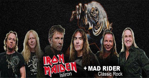 Santo Rock Bar recebe Iron Maiden cover e Mad Rider com clássicos do rock Eventos BaresSP 570x300 imagem