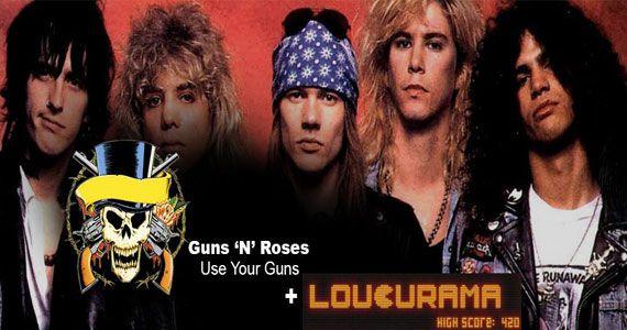 Bandas Use Your Guns e Loucurama animam o sábado no Santo Rock Bar Eventos BaresSP 570x300 imagem