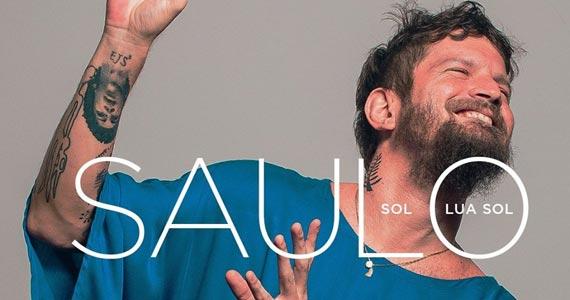 Audio Club apresenta show ao vivo do cantor Saulo na sexta a noite Eventos BaresSP 570x300 imagem