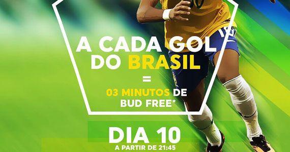 Soul Sports Bar transmite Brasil x Argentina com promoção de Budweiser Eventos BaresSP 570x300 imagem