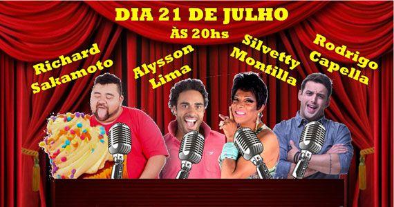 Stand Up Comedy com Richard Sakamoto e amigos animando o Duboiê Bar Eventos BaresSP 570x300 imagem
