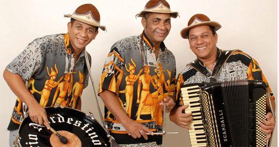 Trio Nordestino se apresentam nesta sexta-feira no palco do Canto da Ema Eventos BaresSP 570x300 imagem