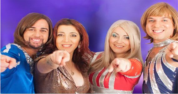 The History - A Tribute Show To ABBA chega a 2017 repaginado no Teatro Bradesco
