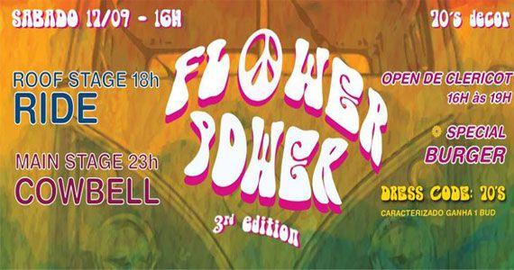 The Sailor Legendary Pub realiza a 3ª Edição da Festa Flower Power com atrações especiais Eventos BaresSP 570x300 imagem
