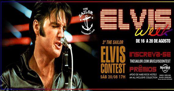 The Sailor apresenta primeira Elvis Week com cover do Rei do Rock Eventos BaresSP 570x300 imagem