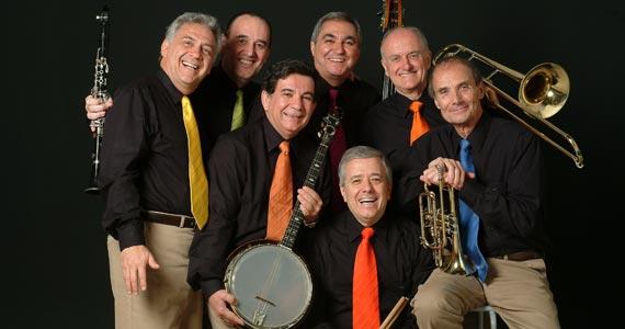 Traditional Jazz Band, referência nacional do gênero, se apresenta no palco do The Blue Pub Eventos BaresSP 570x300 imagem
