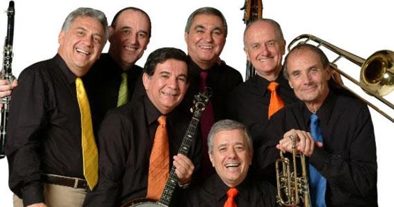 Traditional Jazz Band (TJB), referência nacional do gênero, se apresenta no The Blue Pub Eventos BaresSP 570x300 imagem