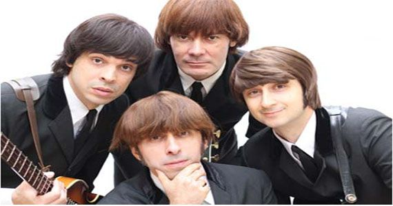 Hey Jude & Orquestra - Um Tributo aos Beatles no Teatro Bradesco