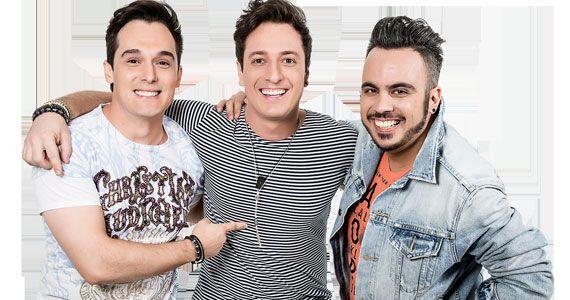 Trio Bravana se apresenta no palco da Brook's SP com o melhor da música sertaneja Eventos BaresSP 570x300 imagem