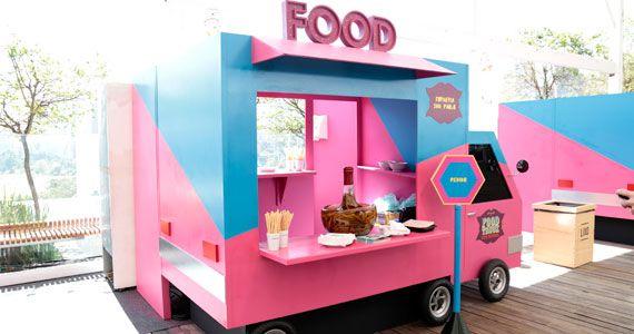 JK Iguatemi recebe 2ª edição do Food Truck Kids Festival com mini trucks Eventos BaresSP 570x300 imagem