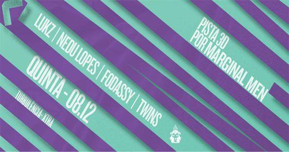 Lions Nightclub recebe a Turbulência Xtra com os Djs Lukz, The Twins, Nedu Lopes e Fodassy Eventos BaresSP 570x300 imagem
