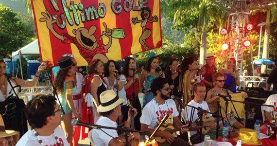 Bloco Último Gole faz sua estreia em SP em frente o Parque do Ibirapuera Eventos BaresSP 570x300 imagem