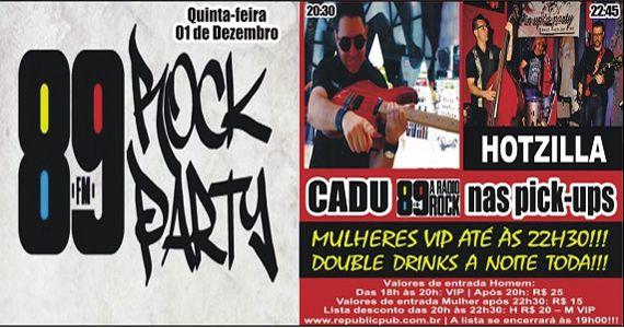 Banda Hotzilla comanda a noite de quinta-feira com pop rock no Republic Pub Eventos BaresSP 570x300 imagem