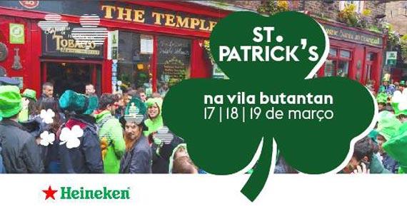 Vila Butatan celebra o St. Patricks Day com trucks, lojas e restaurantes a céu aberto Eventos BaresSP 570x300 imagem