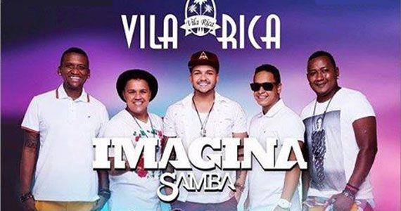 Domingo é dia de samba com os grupos Imaginasamba e Vamo Aê no Boteco Vila Rica Eventos BaresSP 570x300 imagem