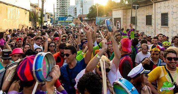Vila Seu Justino arma festa de encerramento de Carnaval com Bloco Zica Eventos BaresSP 570x300 imagem