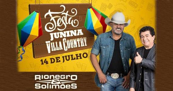 Villa Country promove mega arraiá em julho com a dupla Rionegro & Solimões Eventos BaresSP 570x300 imagem